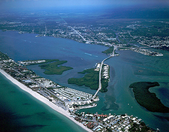 This is Manasota Key FL. Can't wait to visit there ...