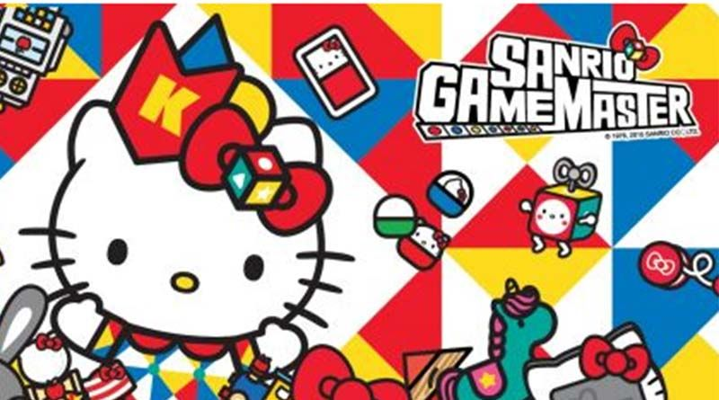 Hello Kitty new | Sanrio Game Master」2015年8月6日 ...
