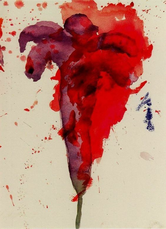 """topcat77: """" Cy Twombly """""""