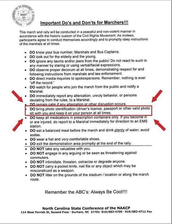 The Hypocrisy of the Liberal War on Voter ID Morals, Politics and - new secretary certificate sample