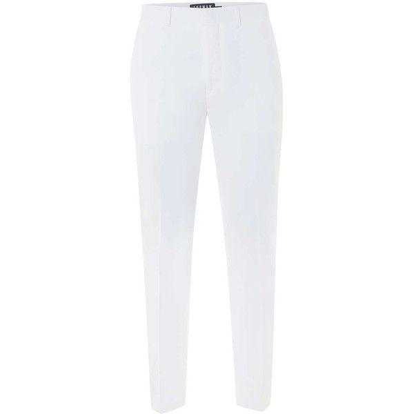 47+ White dress pants info