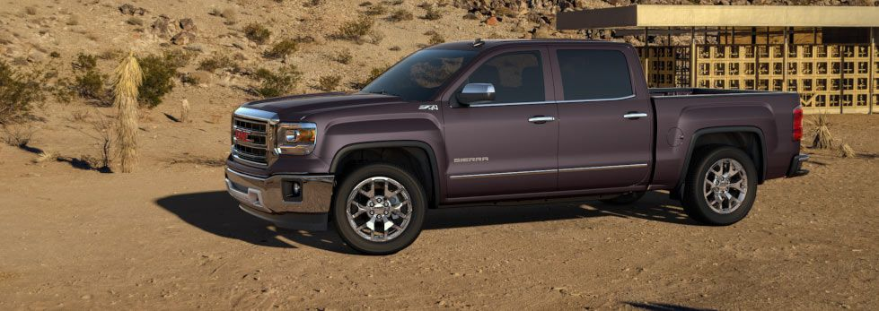 Gmc Denali Truck For Sale >> Color: IRIDIUM METALLIC 2014 GMC SIERRA 1500 PICKUP TRUCK ...