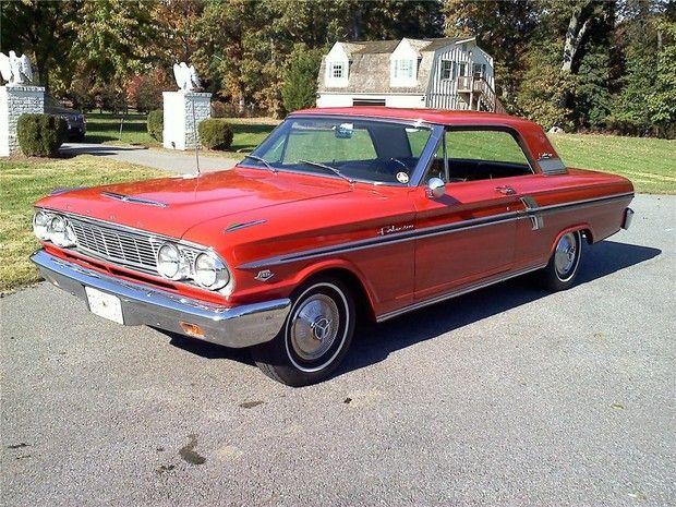 1964 FORD FAIRLANE K CODE 289 V8
