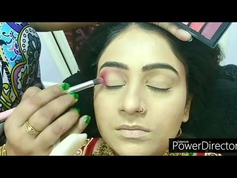 real hd bridal makeup for beginners//stepstep easy