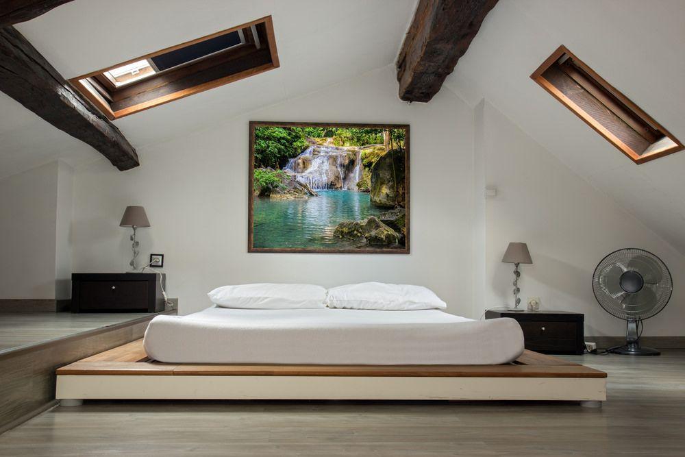 101 Custom Primary Bedroom Design Ideas Photos Attic Master Bedroom Attic Renovation Attic Rooms