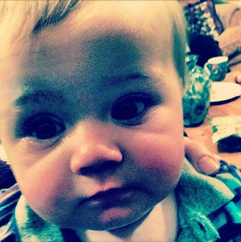 Baby Theo!<3