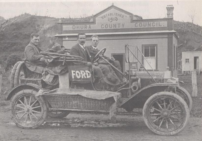 Model T Ford Forum Early Pics From New Zealand Model T Pics Ford