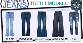 Come scegliere I JEANS PERFETTI per il tuo corpo tutto sui jeanscorpo