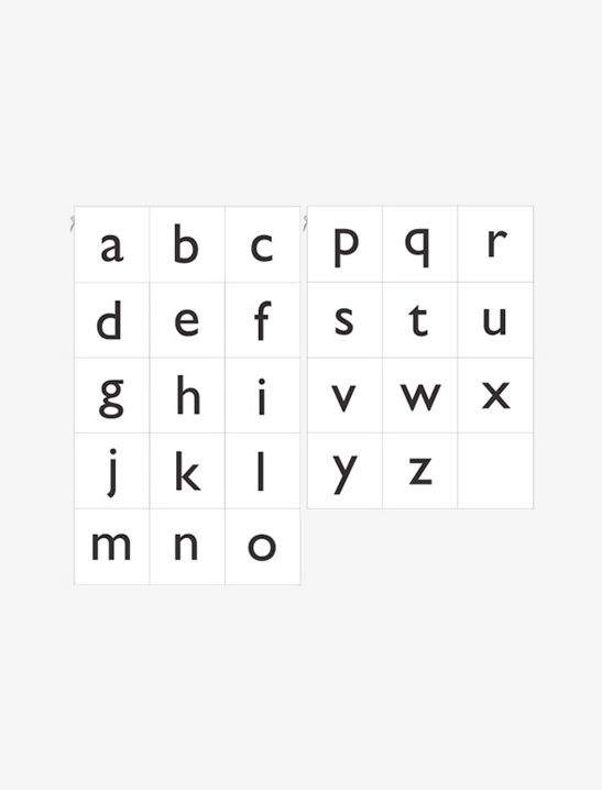 Printable Alphabet Cards Mr Printables School Alphabet