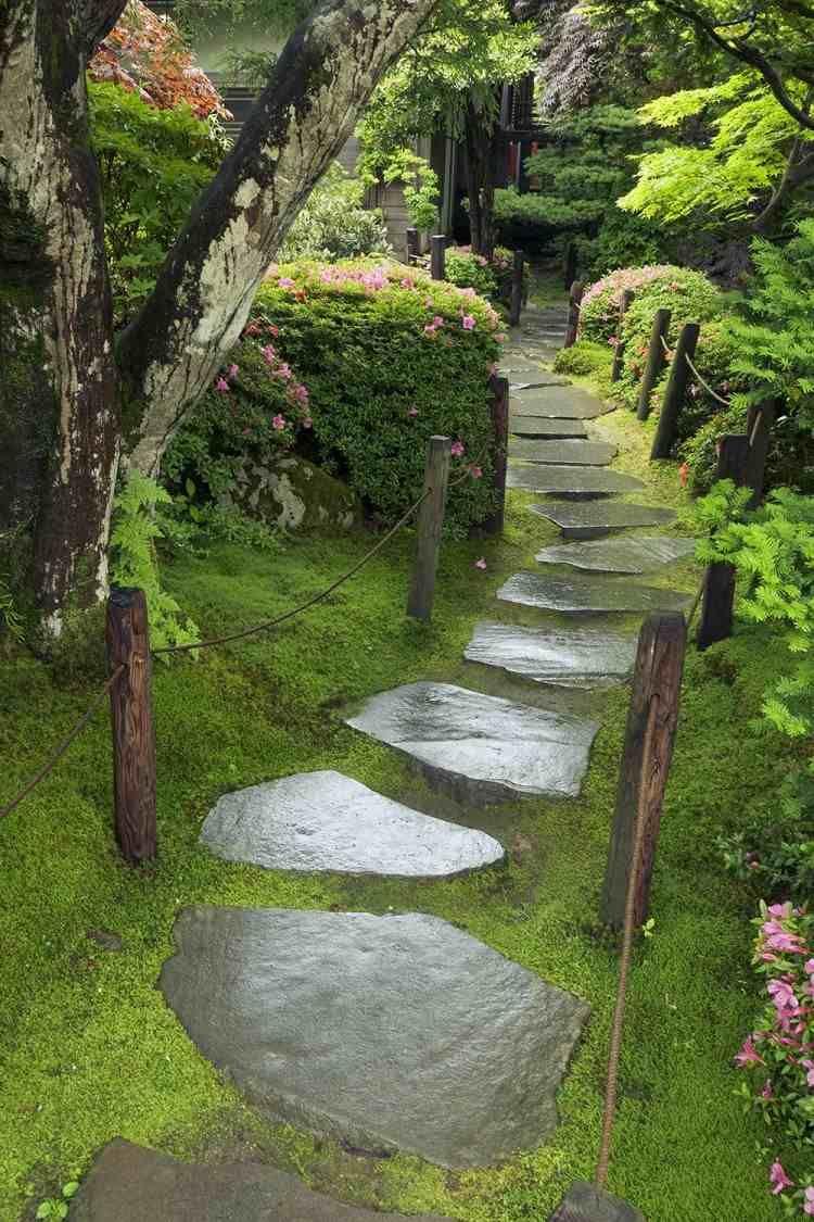 100 Remarquable Concepts Allée De Jardin Originale