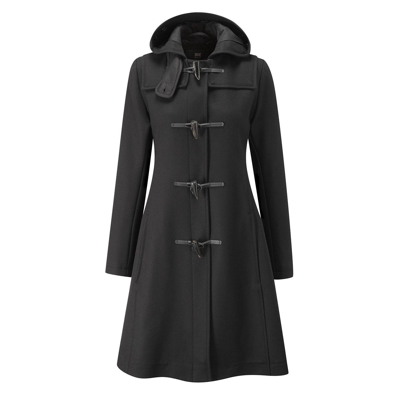 Women's Swing Duffle Coat - Womens | Gloverall | Stylish ...