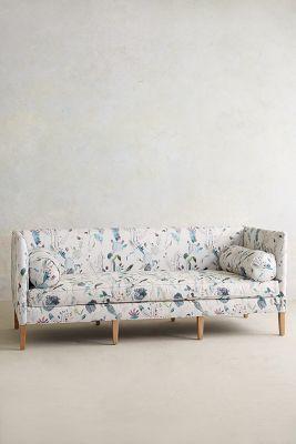 Mice Morin Printed Harper Sofa