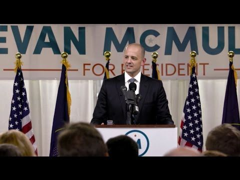 FULL Special Report Interview - Brett Baier Interviews Presidential Candidate Evan McMullin 8/15/16 - YouTube