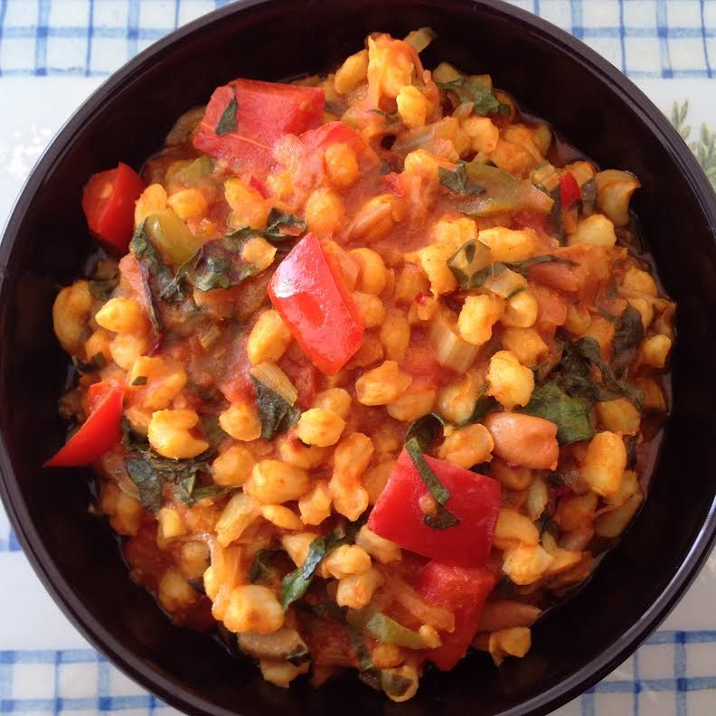 Curried Samp And Beans Sapeople Tasty Recipes Recipe South African Recipes Recipes Food