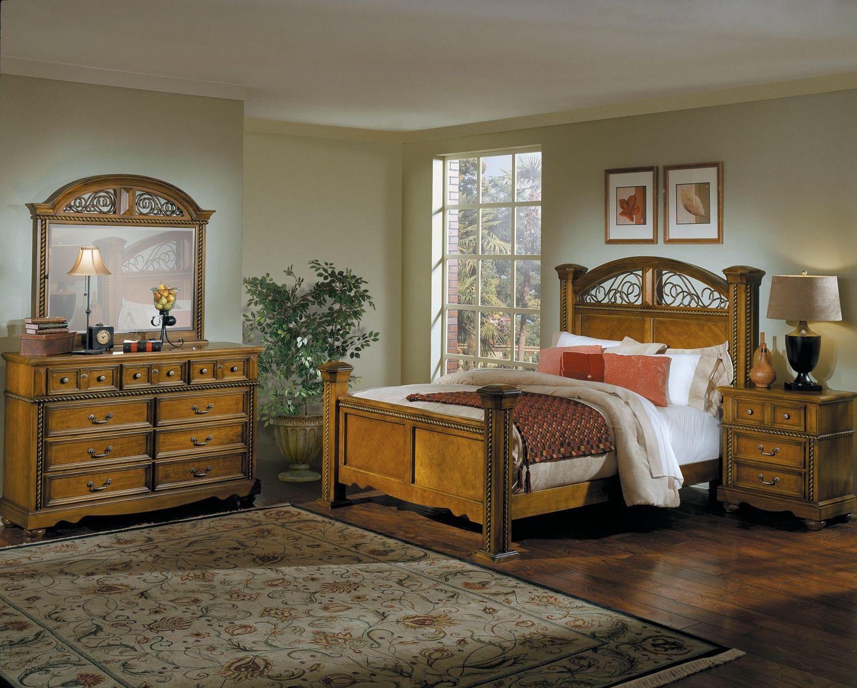 Best Hillcrest Ii Bedroom 5 Pc King Bedroom Set Leon S 400 x 300