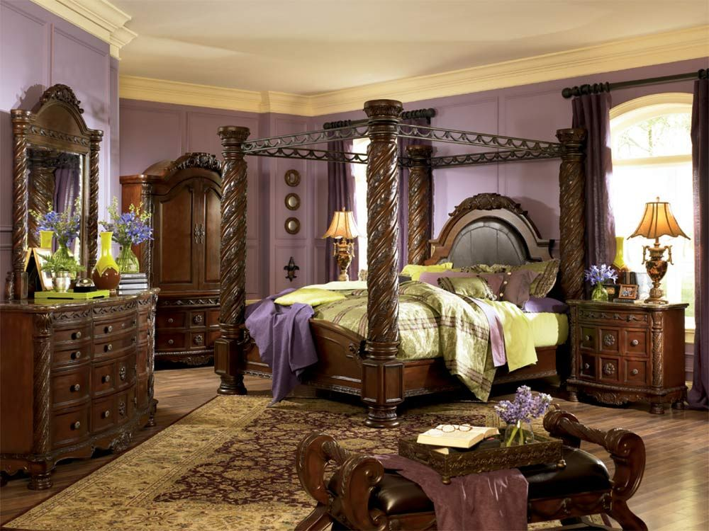 26 Beautiful Ashley Bedroom Furniture Ideas For You, These