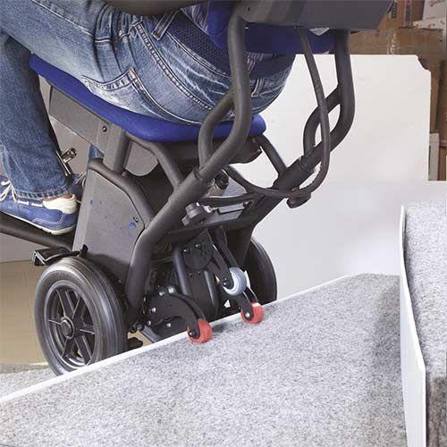 Lg 2020 Costituisce Un Modello Molto Utile Per Tutti I Disabili Che Necessitano Di Un Buon Dispositivo Per Andare In Salita Si Tratta Di Un Ruota Scale Mobili