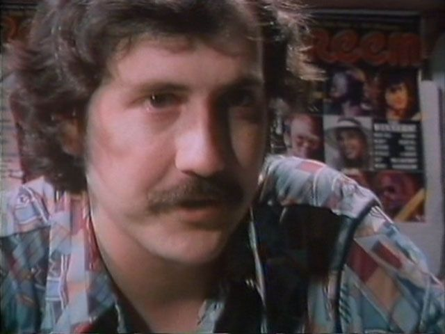 Lester Bangs.  Last of the great white truth tellers.  J'adore.