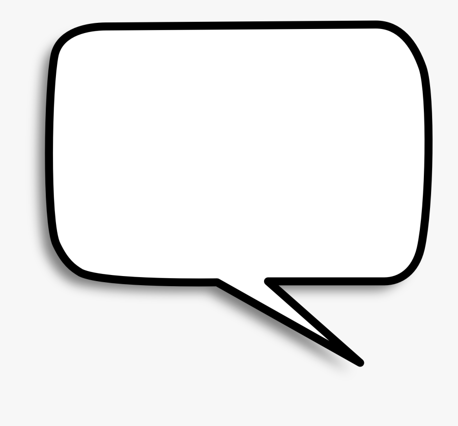 Talk Bubble Png Square Speech Bubble White Is A Free Transparent Background Clipart Image Uploaded By Aravinthgokul Downl Talk Bubble Speech Bubble Clip Art
