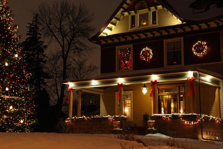 top 10 outdoor christmas lights ideas
