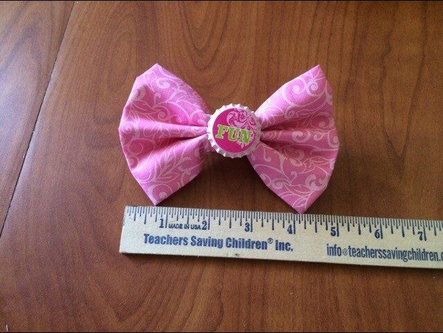 A personal favorite from my Etsy shop https://www.etsy.com/listing/226085808/pink-swirls-fun-hair-bow