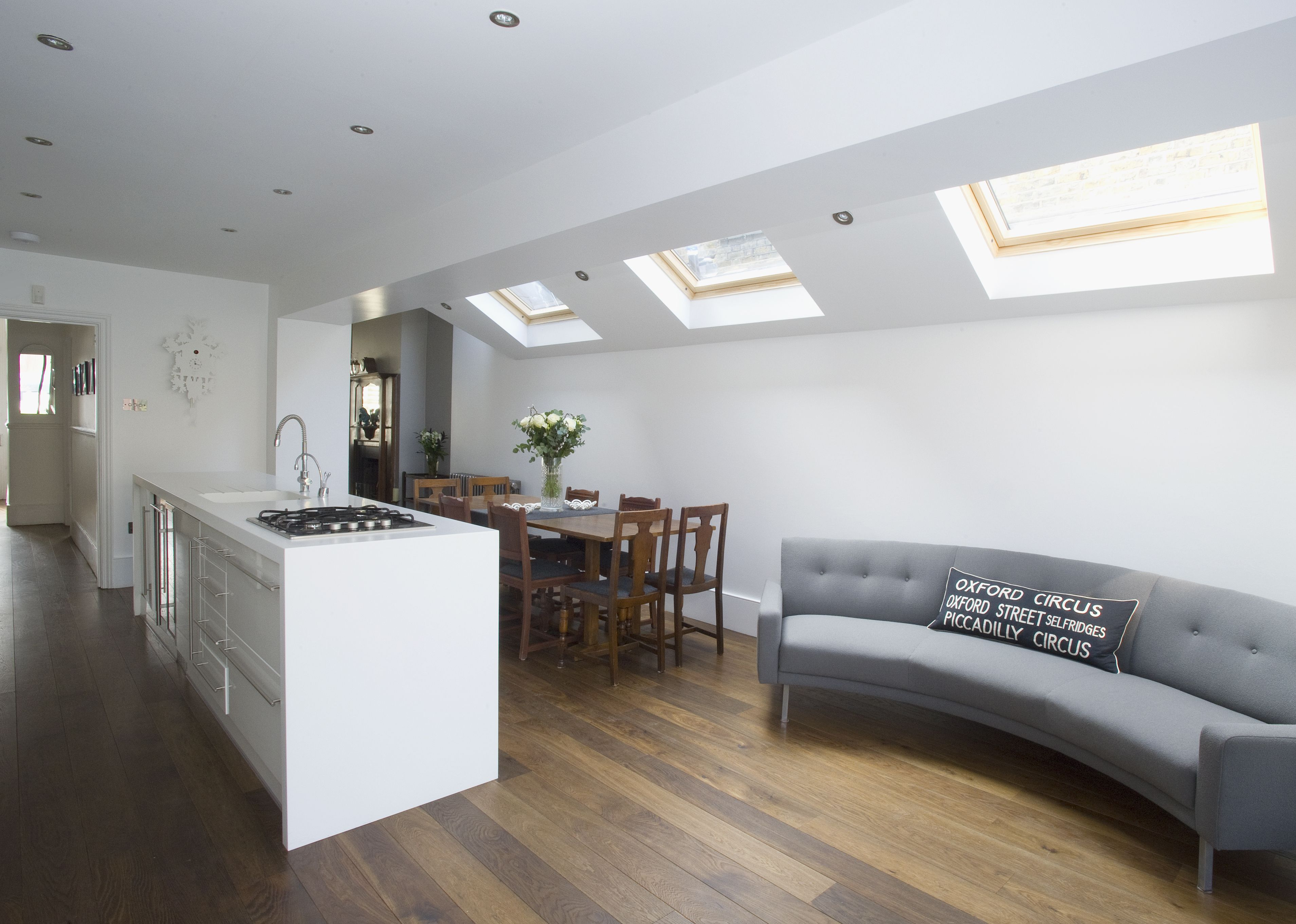 London Borough Of Brent, Side Return Extension, Side Extension, Kitchen  Extension, Victorian