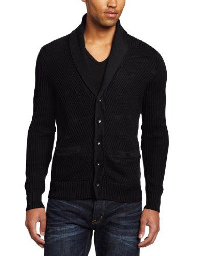 Kenneth Cole Men's Shawl Cardigan Sweater « Clothing Impulse ...