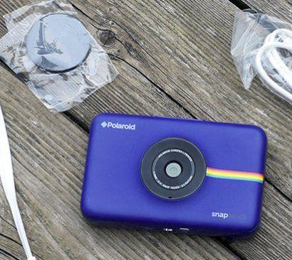 snap polaroid moto z2