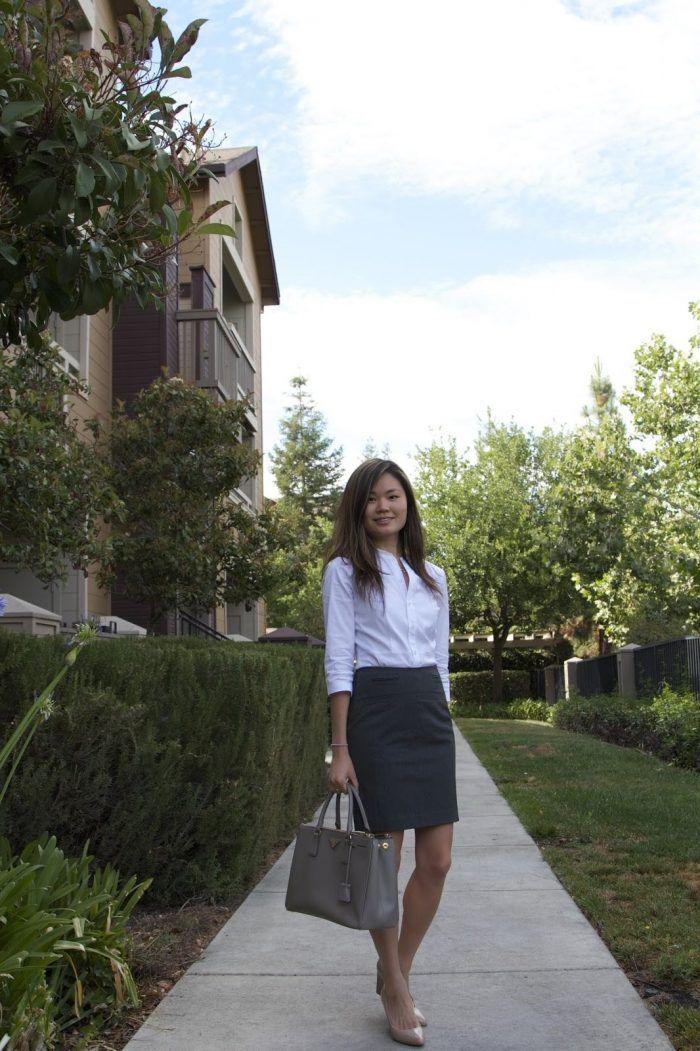 12 Sommer Büro Outfits für Frauen