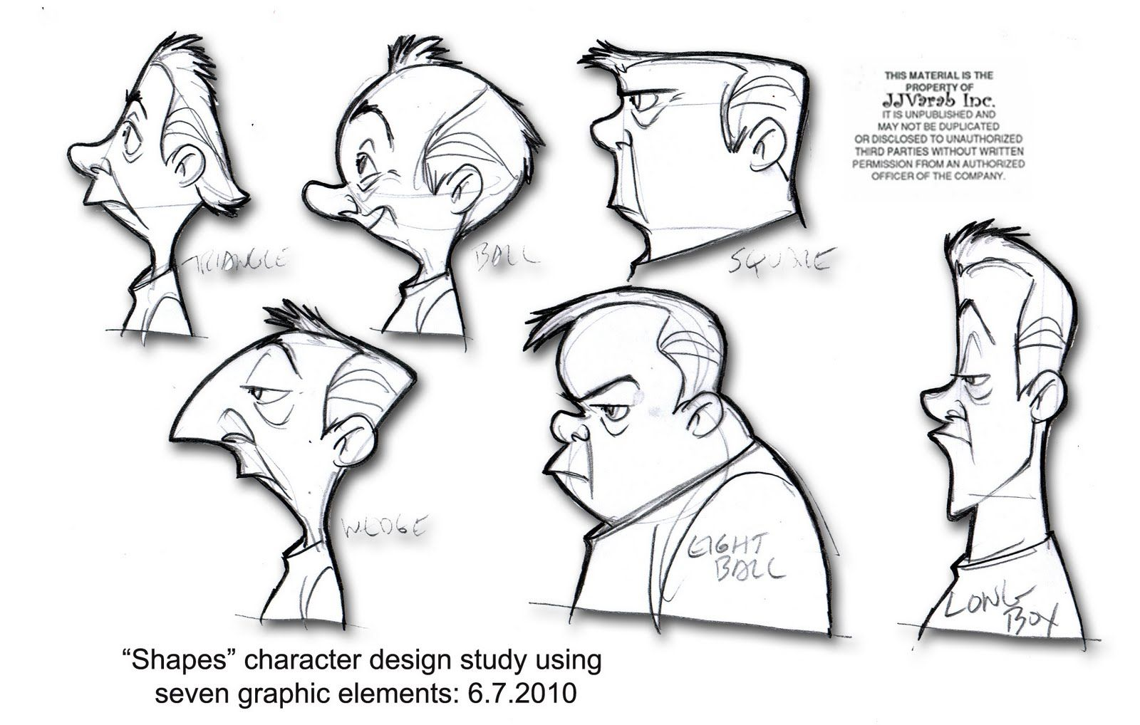 Character Design Shape Theory : Character shape design google search animation