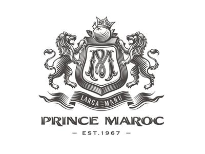 Prince Logo Design Logo Design Inspiration Beautiful Logos Design