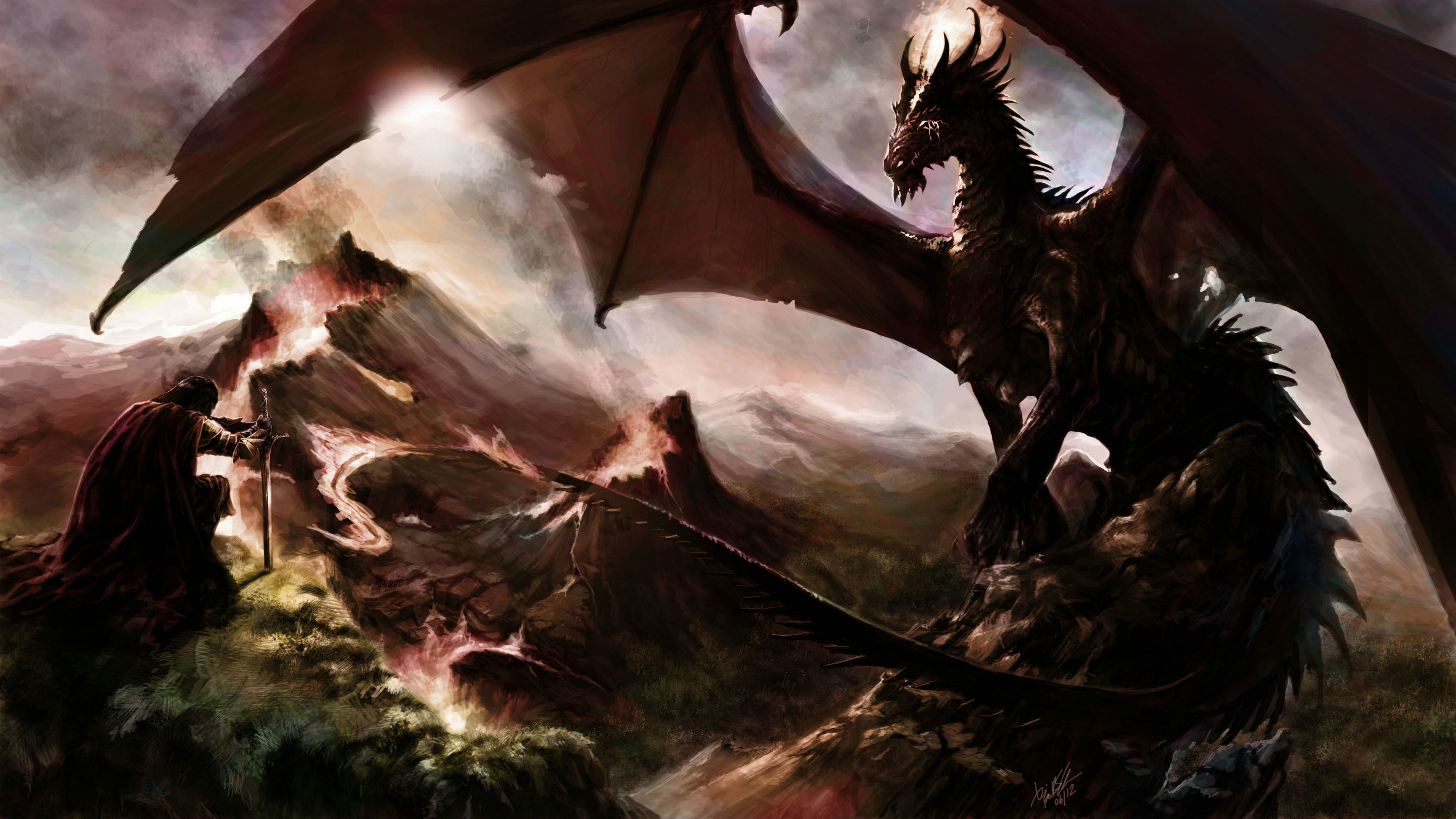 Fantasy Dragon Ultra Hd 4k Wallpapers Fotos De Dragao Fantasia De Dragao Dragoes