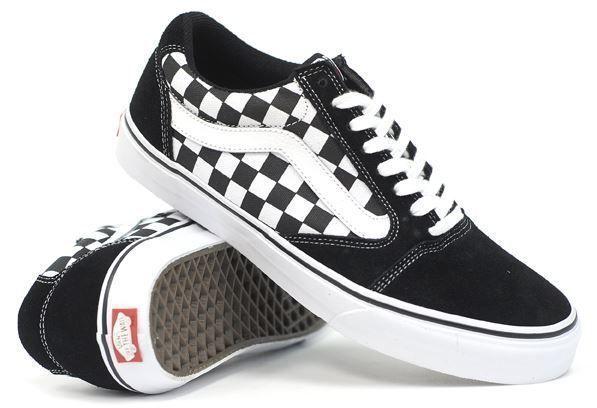 cf0d28488189de Vans TNT 5 CheckerBoard SKATEBOARDING SHOES