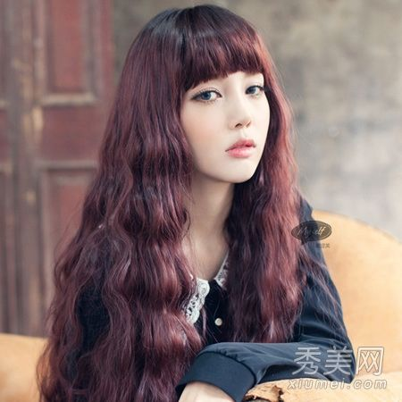 Asian Women Hair Colors And Styles For Spring 2013 Hair Styles Long Hair Styles Korean Hairstyle Long