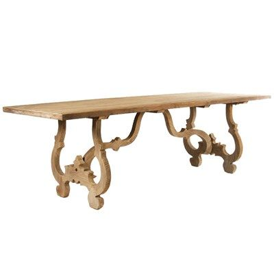 Zentique Furniture Nantes Dining Table