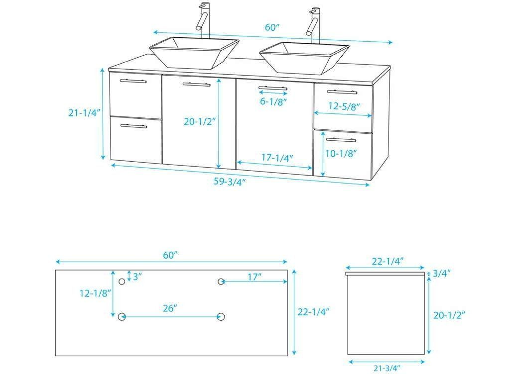 Standard Height Of Bathroom Vanity Cabinet Bathroom Vanity Cabinets Vanity Cabinet Bathroom