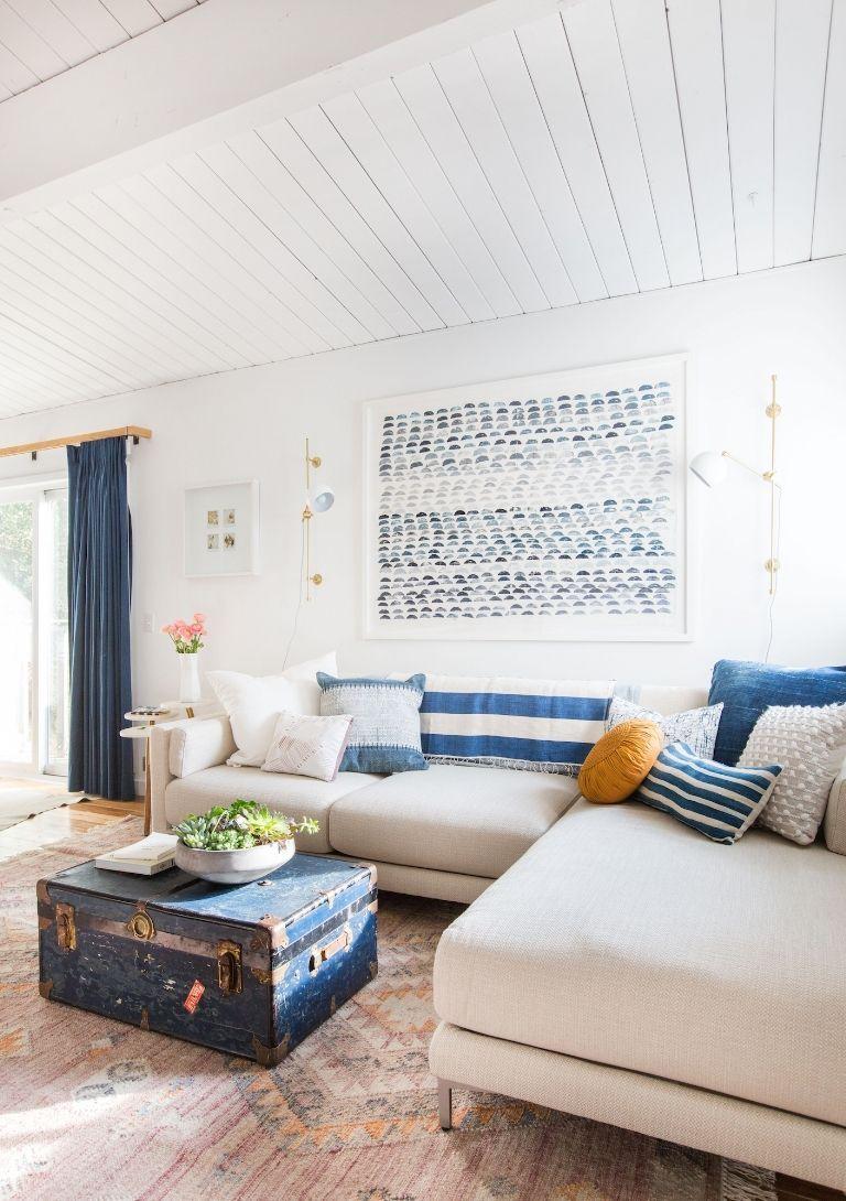 La Casa En Venta De Emily Henderson Color Pinterest Living  # Define Muebles Y Enseres