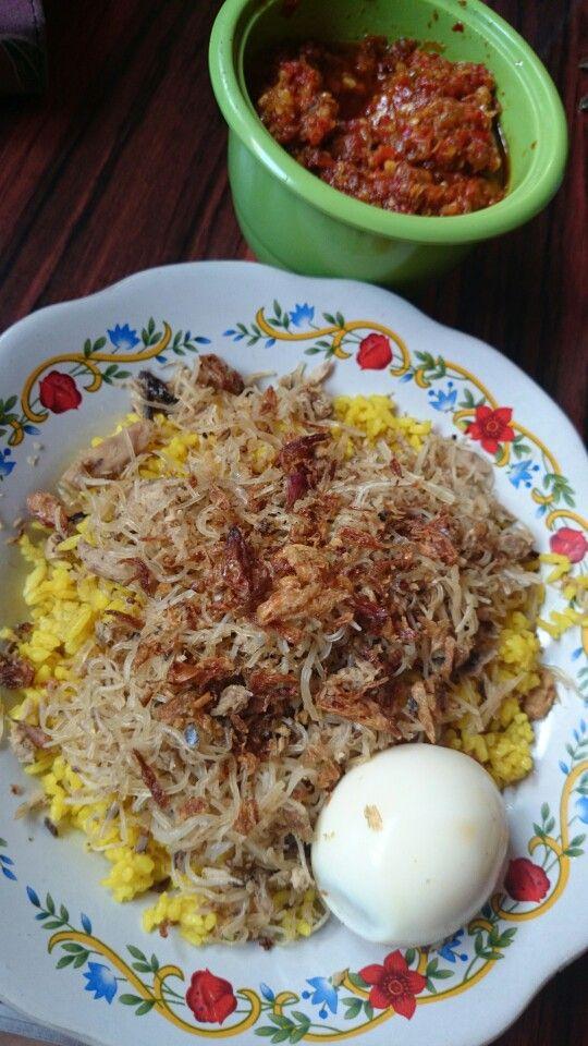 Nasi Kuning Gorontalo Salemba Makanan Dan Minuman Makanan