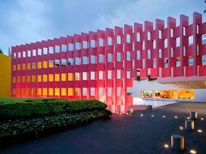 Hotel Camino Real Polanco, Ciudad de México, Hotel-Museo by Barragan