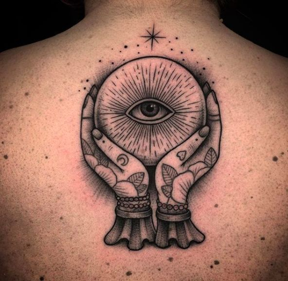 Photo of 50 Empowering & Meaningful Tattoos – #amp #ball #Empowering #Sensitive #T ….