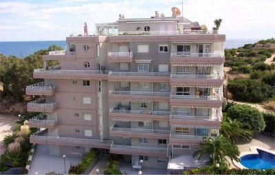 C Castell N N 22 2 C Situado En Primera L Nea De La Playa La Fosa De Calpe Vistas Al Pe N Edificio Bahia Mar Junto Al Apartamentos Casas Rurales Casas