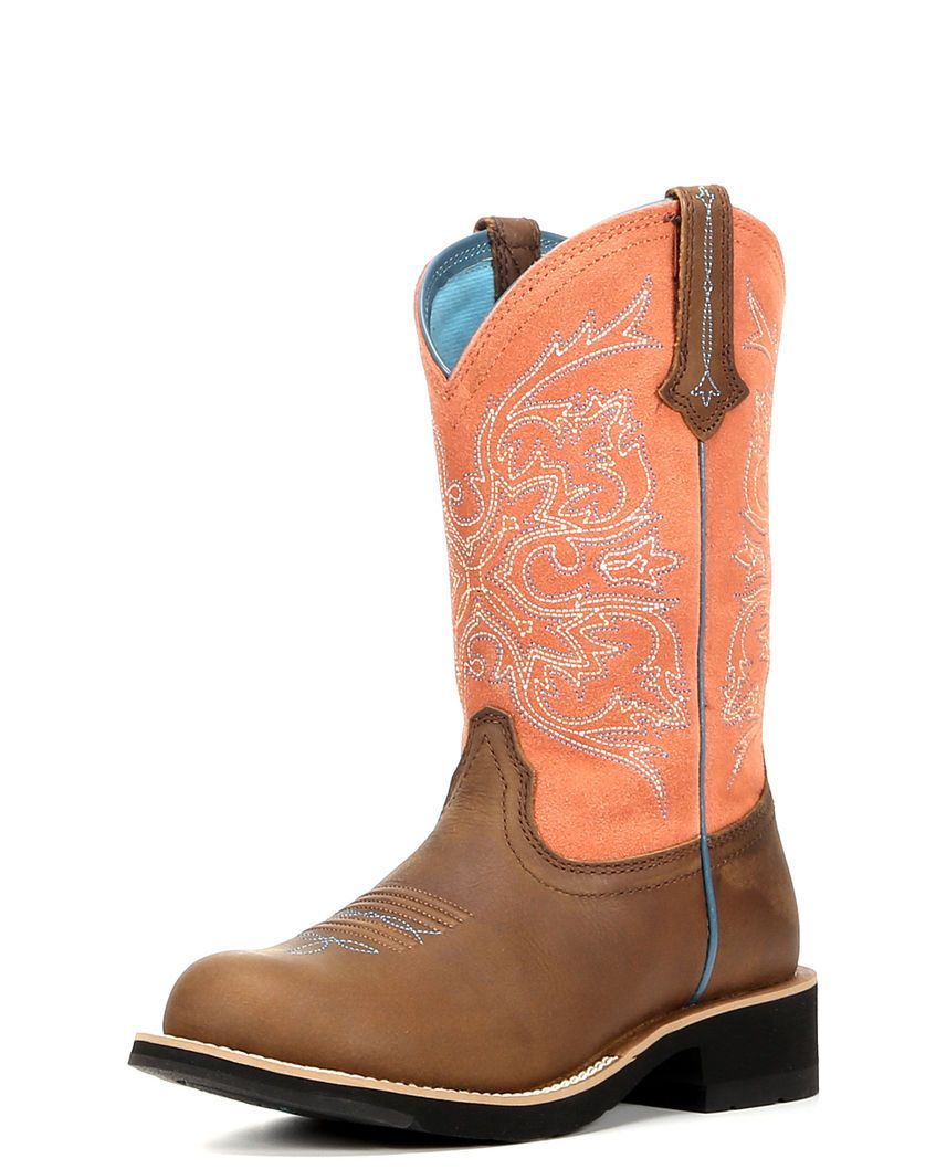 Ariat | Women's Fatbaby Cowgirl Tall Boot | Country Outfitter ...