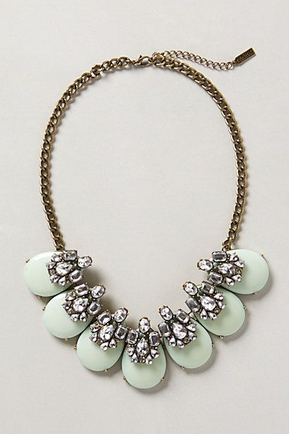 so in love with this minty bauble!