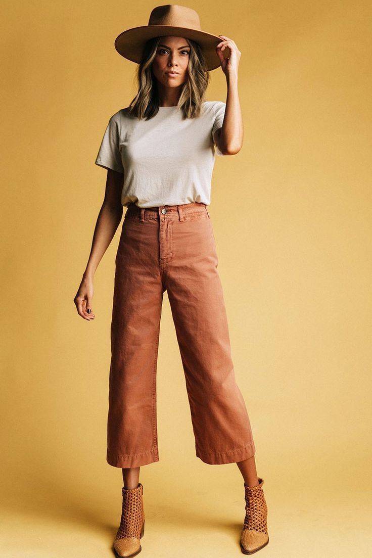 Patti Pant in der Rose - #Der #Pant #Patti #Rose #womensfashion