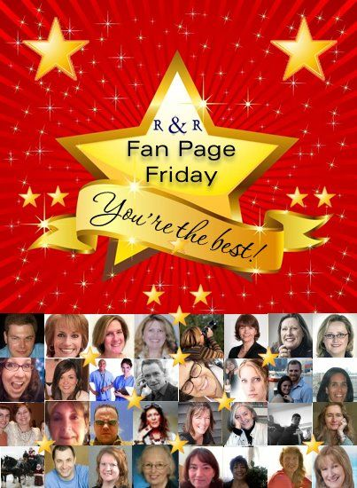 FANPAGE Friday AGAIN, come join us and meet some wonderful pages and people!!!