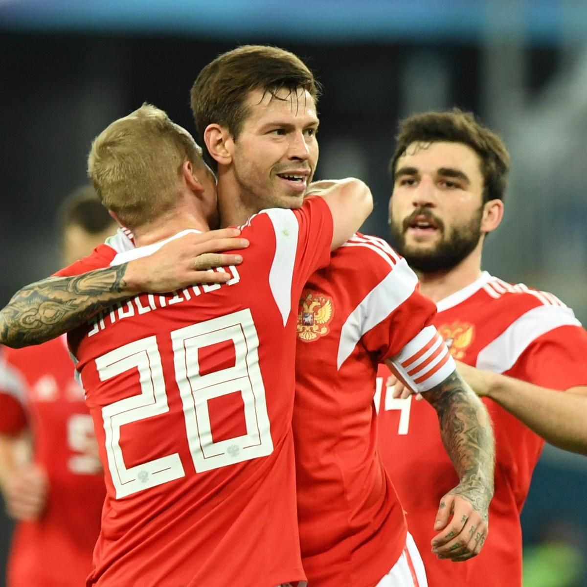 Real Madrid Transfer News Shock Fyodor Smolov Rumours