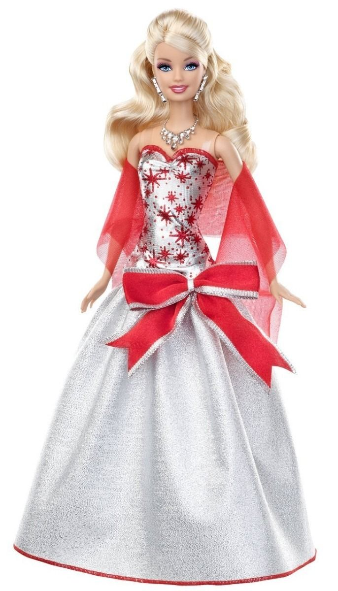 2007 Holiday Barbie Doll | barbie collection collector 2012 holiday ...