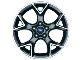 Wheels 17 Inch X 7 Inch Painted Machined Aluminum Ford Accessories Focus Wheel Wheel