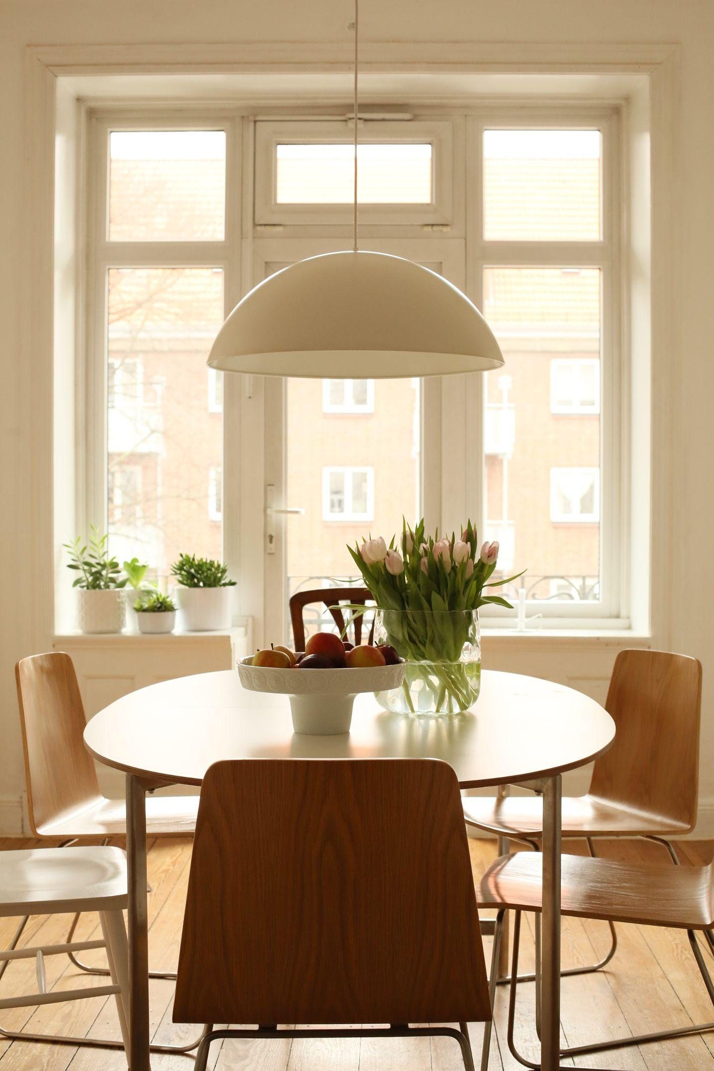 Esszimmer, Ikea, Bolia, Altbau, Interior, Wohnen, Einrichtung, Idee
