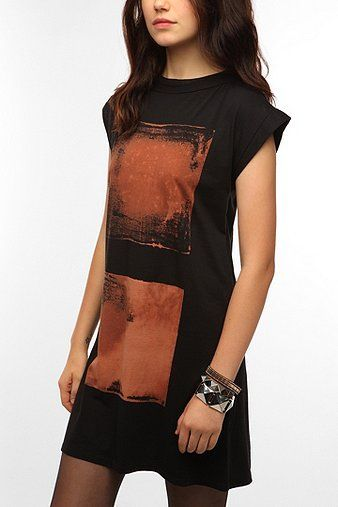 Mary Meyer Block Tunic Dress
